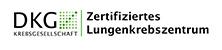 DKG Zertifiziertes Lungenkrebszentrum