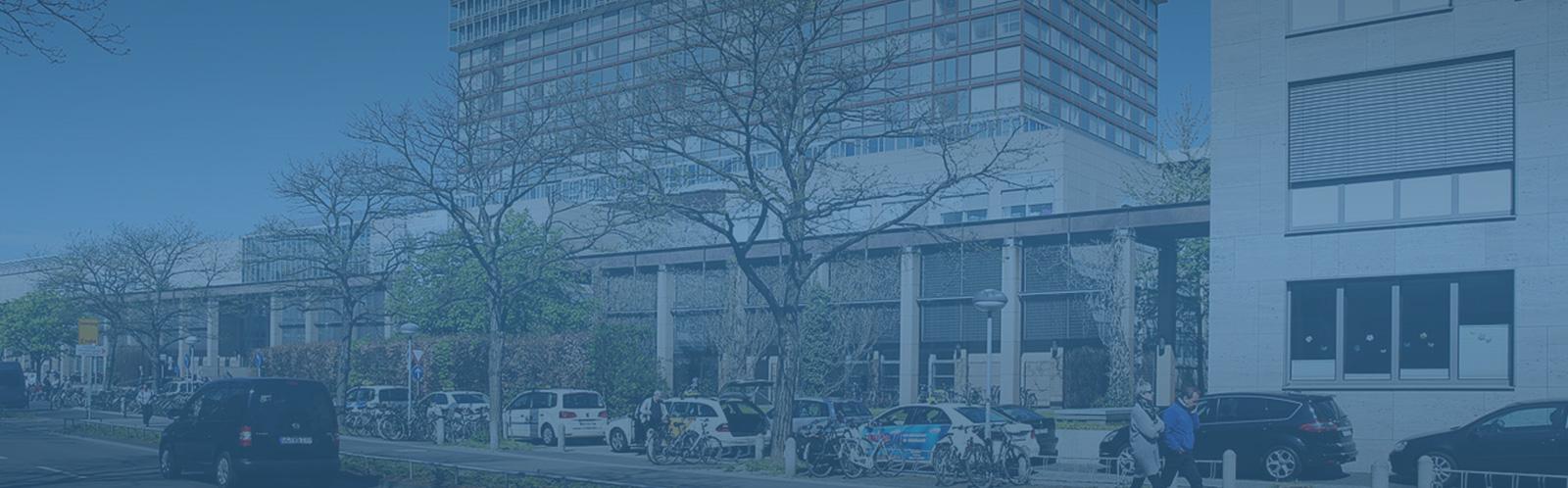 Köln Uniklinik Köln Bettenhaus