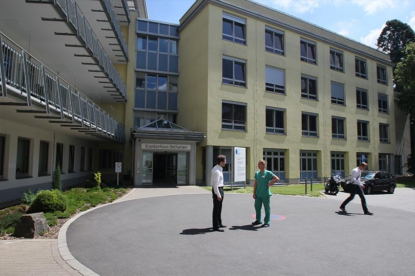 Krankenhaus Bethanien Solingen