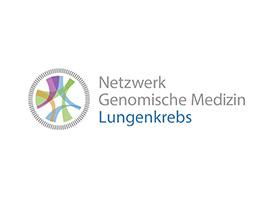 Logo Netzwerk Genomische Medizin Lungenkrebs